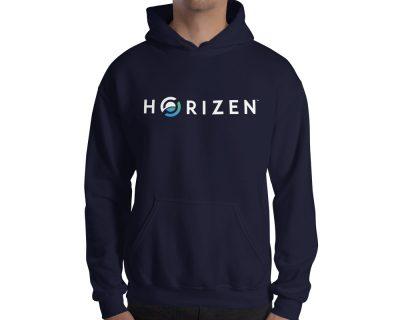 Horizen Classic Heavy Cotton Hooded Sweatshirt