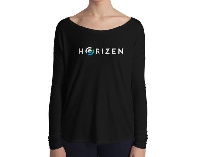 Horizen Classic Ladies' Long Sleeve Relax Tee
