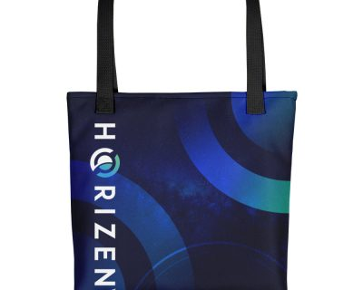 "Horizen ""Limitless"" Tote Bag"