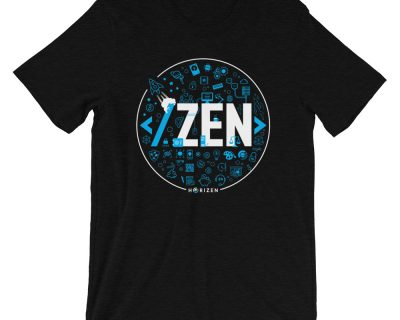 ZEN Short-Sleeve Unisex T-Shirt – 2 colors