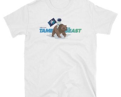 """Tame the Beast"" Short-Sleeve Unisex T-Shirt"