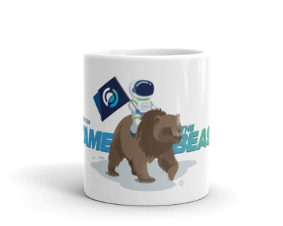 """Tame the beast"" Horizen Mug"