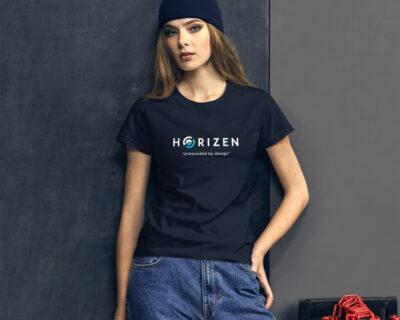 Horizen Classic Women's short sleeve t-shirt – 3 Colors