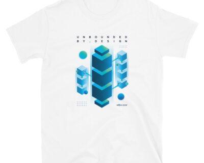 """Horizen Sidechain"" Short-Sleeve Unisex T-Shirt"