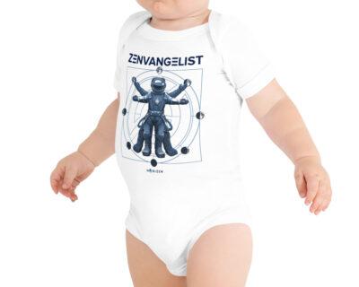 ZENVANGELIST Baby Onesie